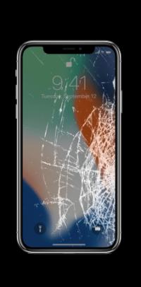 замена стекла на айфон икс харьков